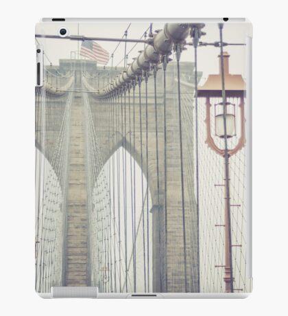 Brooklyn Bridge Summer Rain iPad Case/Skin