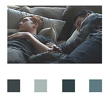 Gallavich Color Palette  by Grace Kwan