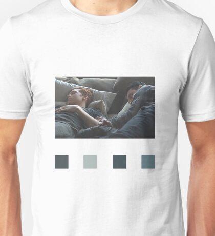Gallavich Color Palette  Unisex T-Shirt