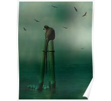 In The Ocean Mist Poster