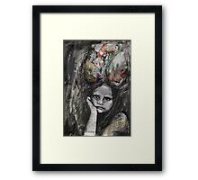 My Book of Bible Nightmares Framed Print