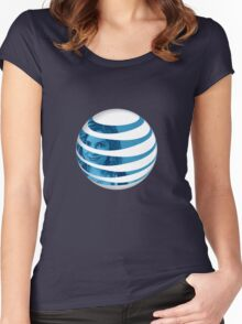 The AT&T of People Women's Fitted Scoop T-Shirt