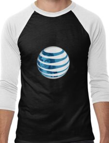 The AT&T of People Men's Baseball ¾ T-Shirt
