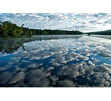 Adirondack Lake Photographic Print