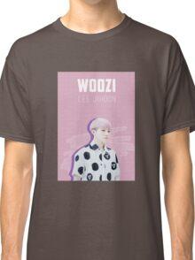 Seventeen - Pink Woozi Classic T-Shirt
