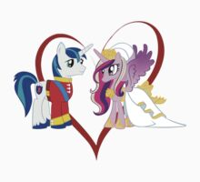 Canterlot's Royal Wedding! - Save the Dates!! One Piece - Long Sleeve