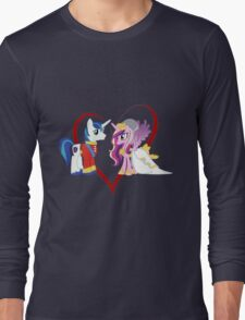 Canterlot's Royal Wedding! - Save the Dates!! Long Sleeve T-Shirt