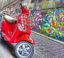 Street Art by Shari Mattox