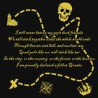 Goonies Oath Gold by AngryMongo