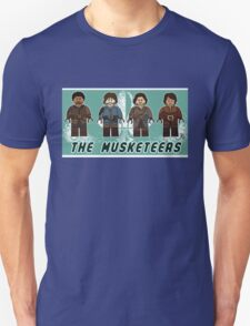 The Musketeers T-Shirt