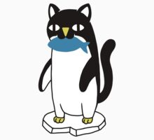 Penguin Cat Kids Clothes