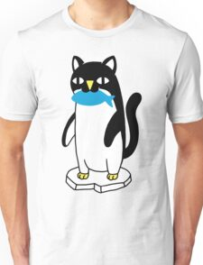 Penguin Cat Unisex T-Shirt