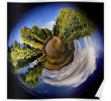Poplar Planet Poster