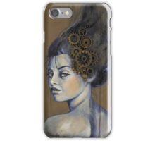 Her Mind Awakens iPhone Case/Skin