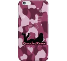 Female Force Case iPhone Case/Skin