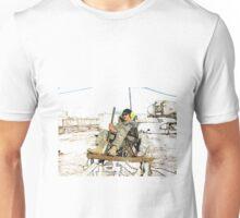uav launcher chair Unisex T-Shirt