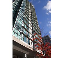 High Rise, Downtown Vancouver Photographic Print