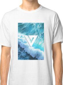 Seventeen - Ocean Logo Classic T-Shirt