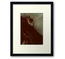 Waiting (2012 Version) Framed Print