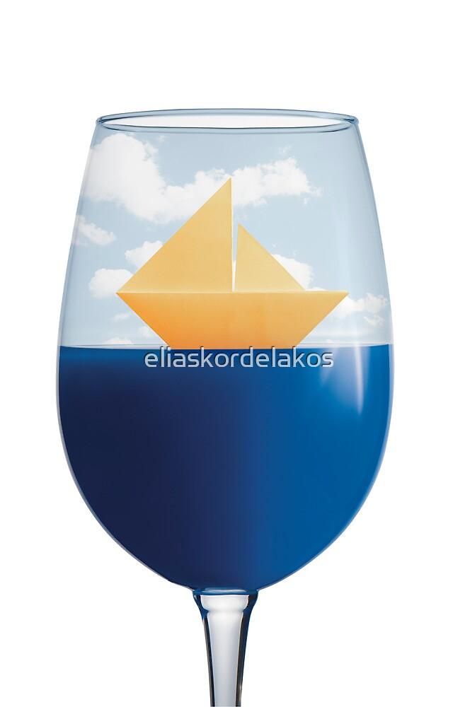 Summer in a glass by eliaskordelakos