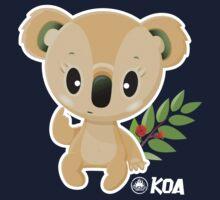 Koa Koala  One Piece - Long Sleeve