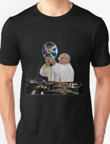 DJ Earth Pope Francis, EDM Holy Father T-Shirt