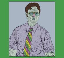 The Office Dwight by CultureCloth