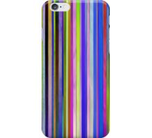 Color Strip III iPhone Case/Skin