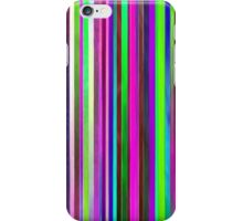 Color Strip V iPhone Case/Skin