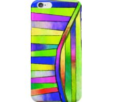 Color Wave II iPhone Case/Skin