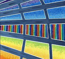 Outside Of Window by Jeremy Aiyadurai