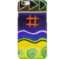 Transient Energy iPhone Case/Skin