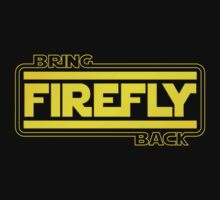 Bring Firefly Back by ikado