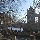London Tower Bridge by Ashley-Nicole