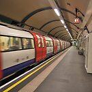 London Underground: Camden Town by Ashley-Nicole