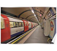 London Underground: Camden Town Poster