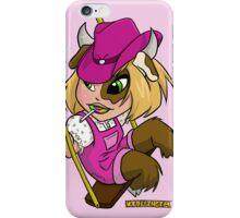 Chibi Taurus iPhone Case/Skin