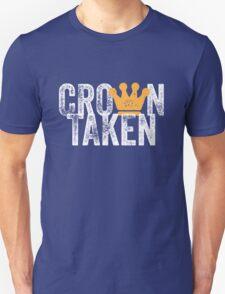 Crown Taken Unisex T-Shirt