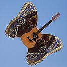 Air Guitar by Eric Kempson