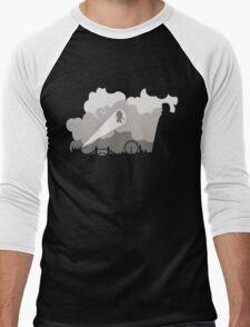 Hatman returns Men's Baseball ¾ T-Shirt