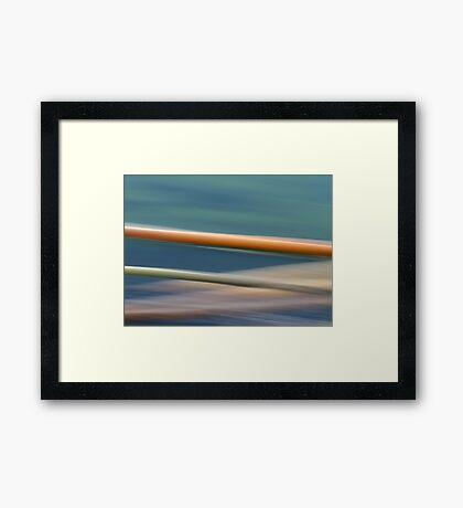 Flotsam #2 Framed Print