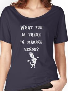 Discord - What fun is there in making sense? Women's Relaxed Fit T-Shirt