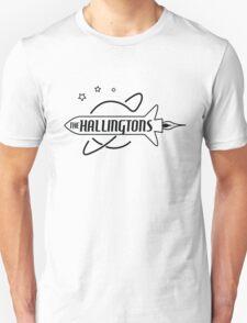 The Hallingtons - Rocket (Black print) T-Shirt