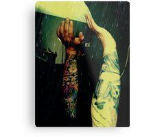 Tattoo. Metal Print