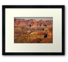 The Grand Grand Canyon - Southern Rim - 10 © Framed Print