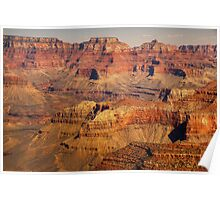 The Grand Grand Canyon - Southern Rim - 10 © Poster