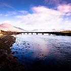 Old Railway Bridge, Cahersiveen by AlanJLanders