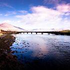 Old Railway Bridge, Cahersiveen by AlanJLanders
