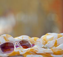 ...pink sunglasses........... by Jane Anastasia Studio