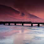 Iron Bridge, Cahersiveen, Co Kerry. by AlanJLanders